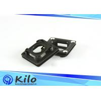 China High Accuracy CNC Precision Machining Oem Black Anodized Aluminum Milled Parts wholesale