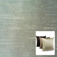 China 100% polyester Dupioni fabric for pillow cases wholesale