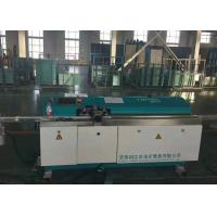 Double Glass Silicone Extrusion Machine , Sealant Extruder Low Power Consumption