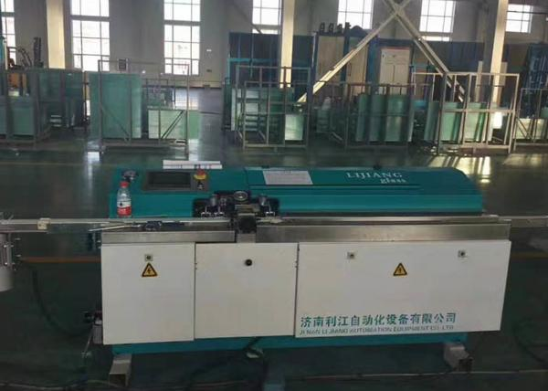 Quality Double Glass Silicone Extrusion Machine , Sealant Extruder Low Power Consumption for sale