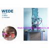 China Pin Insertion Pneumatic Hydraulic Press 600L * 660W * 1850Hmm Size AC220V wholesale