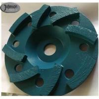 China Professional Diamond Grinding Tools Diamond Cup Wheel For Grinding Concrete 100mm wholesale