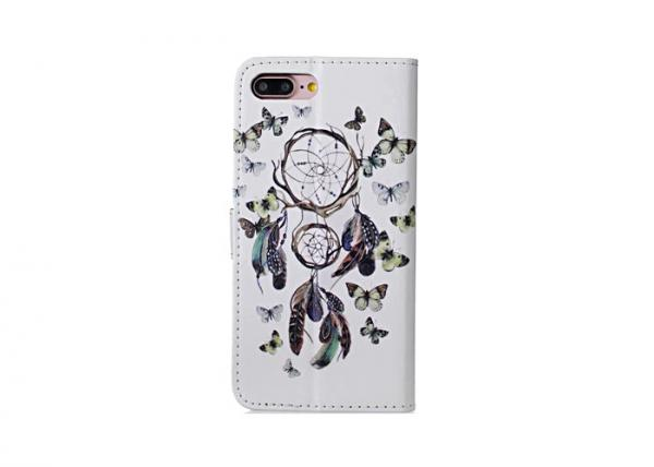 Quality Creative Butterflies Custom Made Iphone Cases , Mixed Color Custom Printed Phone Cases for sale