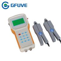 China 10A 500V High Precision Portable Meter Test Equipment Double Clamp Digital Phase Angle Meter on sale