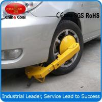China Dedicated wheel lock for car use wholesale