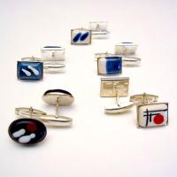 China Fashion Cuff Links and Tungsten Cuff Links & Tie Clips wholesale