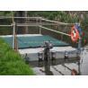 China Floating pontoon cubes PE Floating platform for boat and jet ski wholesale