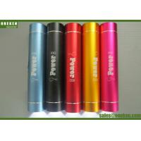 Quality Super Slim Smartphone Power Bank Charger / Promotion Gift Portable Rechargeable for sale