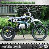 Motocross Fast Speed Dirt Bike 125cc with Disc Brakes