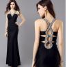 China V-neck Long Evening Dresses wholesale