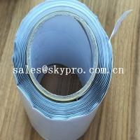 China Customized packing waterproofing connection corrugated roofing of butyl rubber tape on sale