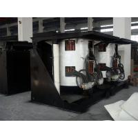 China Medium Frequency Hydraulic Steel shell furnace KGPS-2000KW/3000kg wholesale