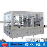 China 3-in-1 Automatic Mineral Water/ Carbonated Drink Filling Machine wholesale