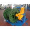 China Wire Take Up PVC Extruder Machine Big Shaft Cable Sheathing Line wholesale