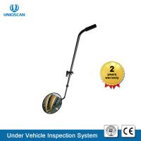 China Alumimum Handles Under Vehicle Inspection System , Portable Under Vehicle Scanner on sale