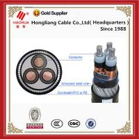 China 3 Core 11kV Steel Wire Armoured XLPE Cable wholesale
