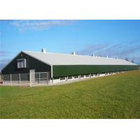 China Professional Steel Structure Storage , Pre Engineering Steel Utility Buildings wholesale