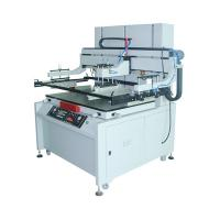 China YZ-6090P flat large format advertising poster screen printing machine with vacuum on sale