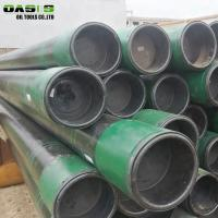 China 9 5 / 8  Oil Well Casing Pipe , Blank Oil Painting Steel Pipe Casing Tubing wholesale