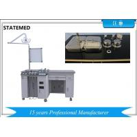 China Ear Nose And Throat ENT Treatment Unit Integrated Tempered Plexiglass Desk Top wholesale