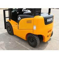 China Full AC Electric Forklift Truck 1.5T Capacity 500mm Load Center With Curtis Controller wholesale