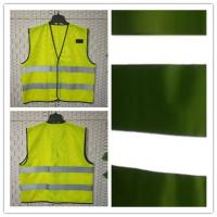 China Plus Size Uniform Work Clothes 100% Polyester Made With Reflective Tapes on sale