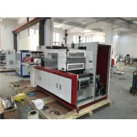 China 320 Type Vinyl Sticker Die Cutting Machine With Automatic Stacking Collecting Machine on sale