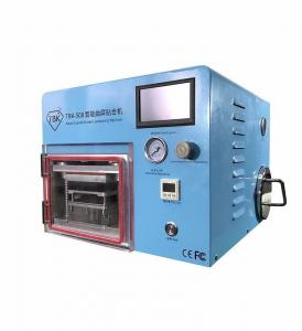 China TBK 508 5 In 1LCD Curved Screen OCA Glass Vacuum Laminating Bubble Remove Machine for Samsung wholesale