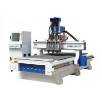 China 3 Axis CNC Router with three spindles for sale with best price wholesale