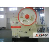 Mining Metallurgy PEV 750 × 1100 Jaw Crusher Stone Crushing Equipment 140 - 320t/h