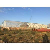 China Easy Assembled Steel Space Frame Structures Thermoelectricity Shed Wind Resistant wholesale