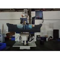 China 3 Axis CNC Vertical Milling Machine , 600kg Load Vertical Knee Type Milling Machine wholesale