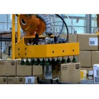 China High Speed Automated Robot Palletizer with Safety Protection Facilities wholesale