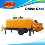 China BS15 small stone concrete pump wholesale
