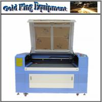 China Gold-1290 Wood,Acrylic,MDF,Leather,Paper,Rubber,Cloth Laser cutting machine wholesale