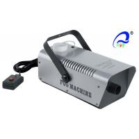 China Stage Effect Lighting 900 Watt Continuous Fog Machine / Smoke Machine For Party wholesale