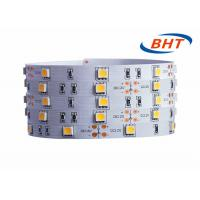 China 5050 Smd Dimmable Led StripLights Remote ControlZero UV Emissions For Industry wholesale