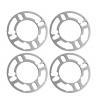 China High Performance 5 Lug Rim Universal Wheel Spacers 78 Mm Diameter Cast Aluminum wholesale
