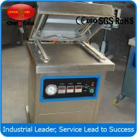 China DZ-350 Table top food vacuum sealer for food meat vegetable wholesale