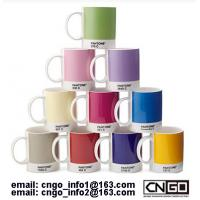 China GIFTS cup PANTONE colors mug to your friend NO.54577 from china factory wholesale