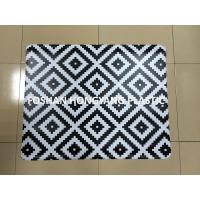 China Durable Comfort PVC Chair Floor Mats , Anti-Slip Chair Mat Carpet Protector wholesale