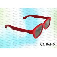 China Adult Master Image Circular polarized 3D glasses for cinema use on sale