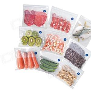 China Transparent Food Packaging Vacuum Plastic Bag wholesale
