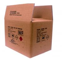 Quality Corrugated Paper Cardboard Packing Boxes Packaging Box Reused Over 50 Times for sale