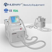 2015 new style Portable Cryolipolysis+Lipo Laser Slimming Machine with medical CE