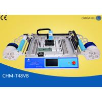 Chmt48vb Table Top Pick And Place Smt Machine With 58pcs Feeders