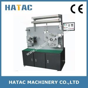 China High Speed Ribbon Printing Machine,Flexo Printing Press,Woven Label Printing Press Machine on sale