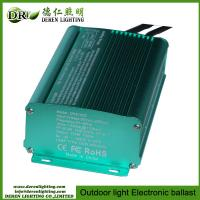 China 100W electronic ballast for  HPS/MH lamp for Outdoor Lighting wholesale