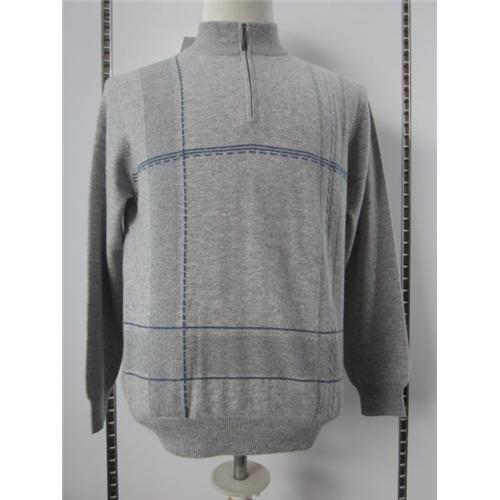 Quality cable cashmere sweater for sale