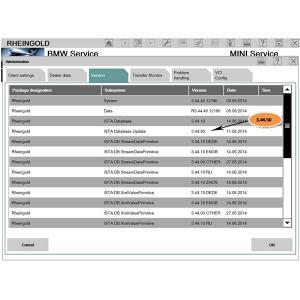 China Muti Language Bmw Dealer Diagnostic Software , Car Diagnostic Software For Laptop on sale